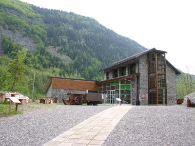 Ecomuseo delle Miniere Zanalbert