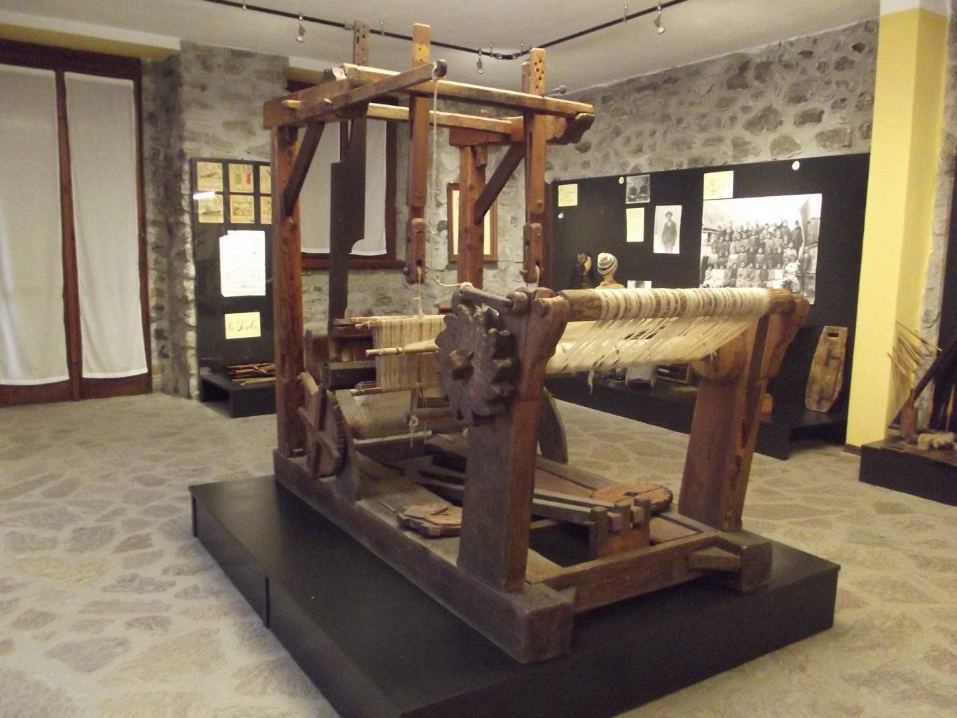 il telaio museo etnografico