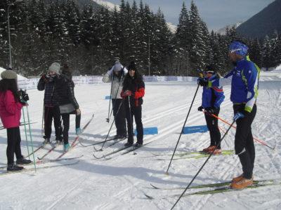 Scuola sci Paradiso